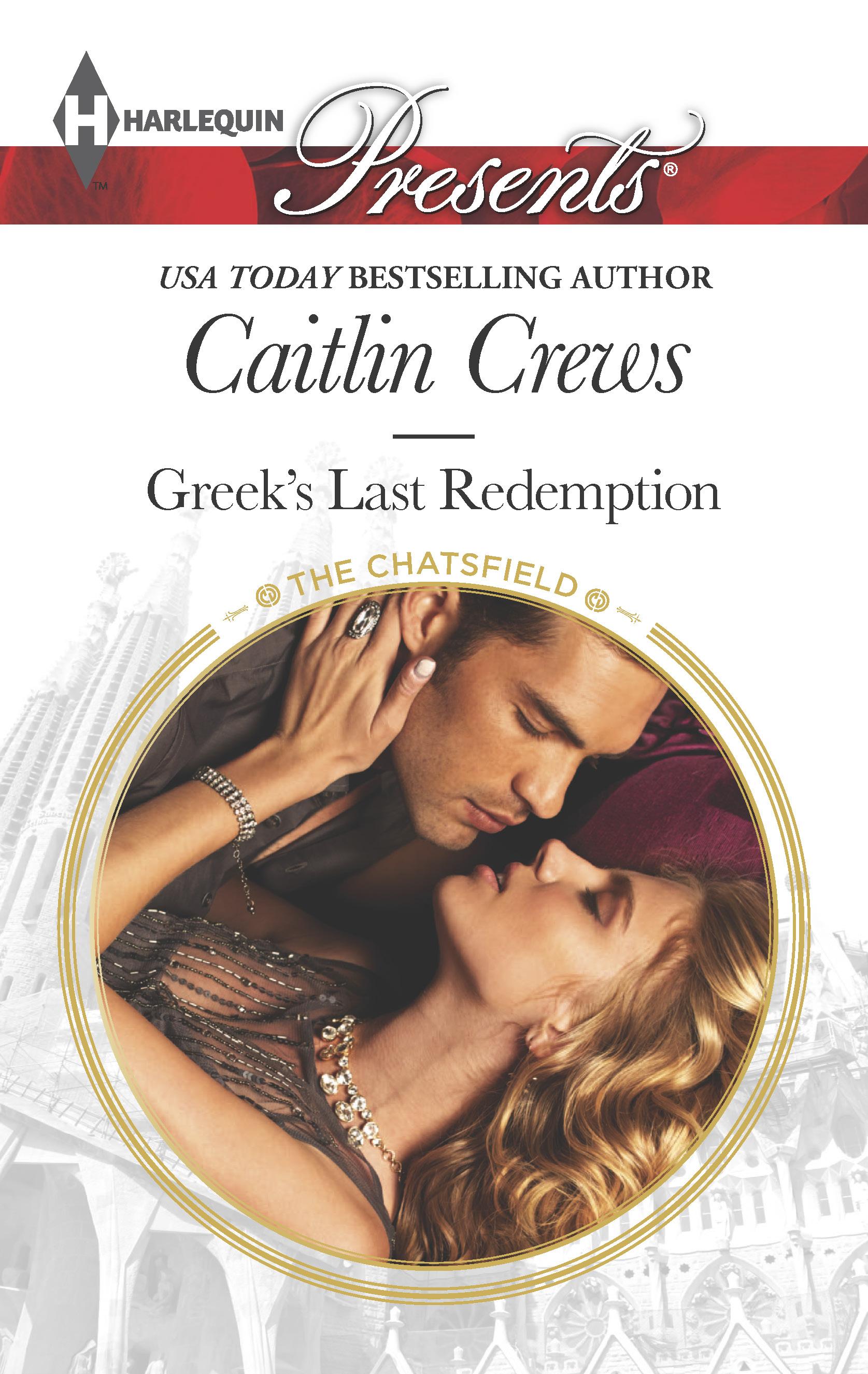 Greek's Last Redemption by Caitlin Crews