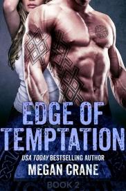 Edge of Temptation by Megan Crane