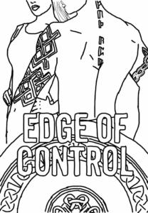 edgexofxcontrolxcoloringxpage