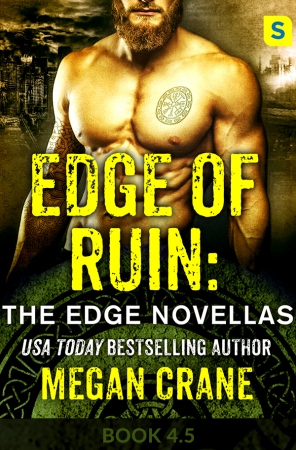 The Edge of Ruin by Megan Crane