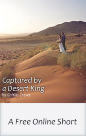 Captured by a Desert King by Caitlin Crews