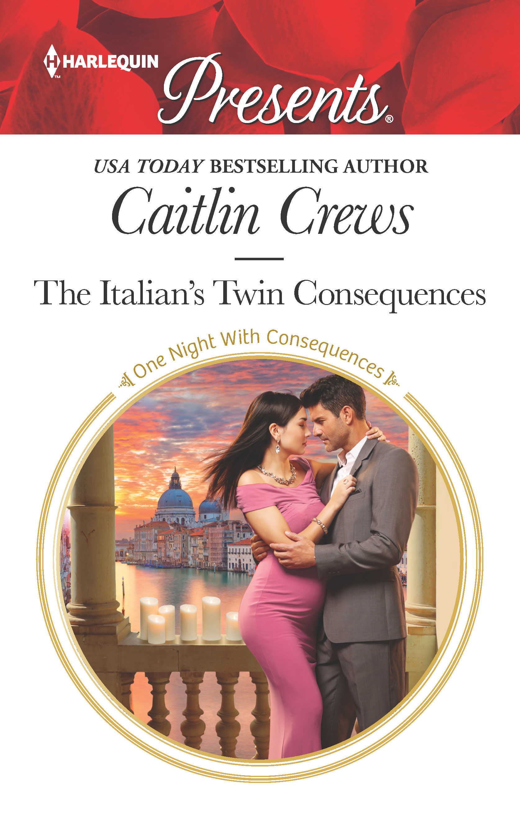 The Italian's Twin Consequences by Caitlin Crews